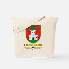 """""""Ljubljana"""" Tote Bag"""