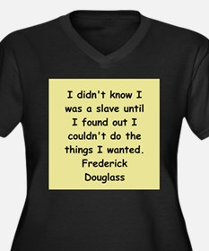 frederick douglass gifts and Women's Plus Size V-N