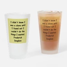 frederick douglass gifts and Drinking Glass