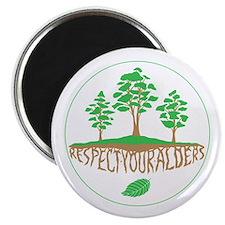 Respect Your Alders Magnet