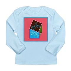 OYOOS Box design Long Sleeve Infant T-Shirt