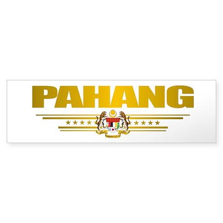 """""""Pahang"""" Sticker (Bumper)"""
