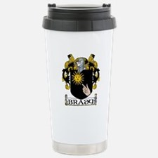 Brady Coat of Arms Travel Mug