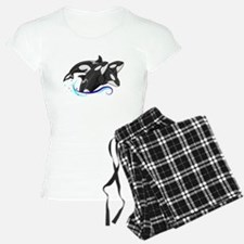 Orca Triple Jump Pajamas