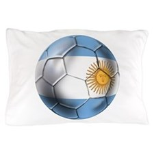 Argentina Football Pillow Case