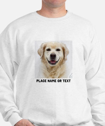 Dog Photo Customized Sweater