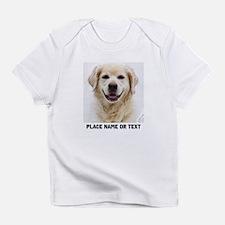 Dog Photo Customized Infant T-Shirt