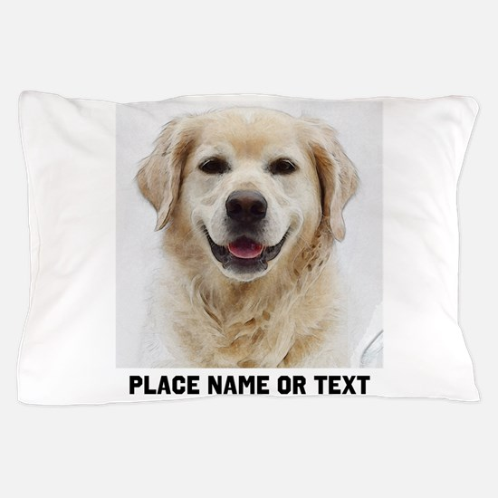 Dog Photo Customized Pillow Case