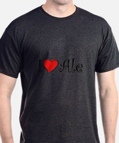 I Love Ale T-Shirt