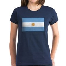 Argentina Flag Tee