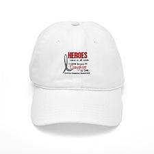 Heroes All Sizes Juv Diabetes Baseball Cap