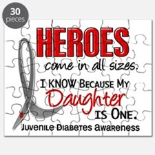 Heroes All Sizes Juv Diabetes Puzzle