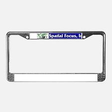 Cute Sfi License Plate Frame