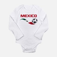 Soccer Mexico Body Suit