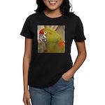 Red-fronted Macaw Women's Dark T-Shirt