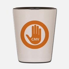 Cute Stop cmv Shot Glass