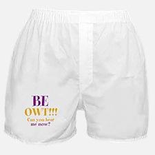 BE OWT!!! Boxer Shorts