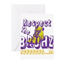 Respect the Bruhz Greeting Cards (Pk of 20)