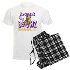 Respect the Bruhz Pajamas
