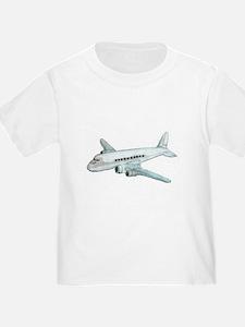 Toddler airplane T-Shirt