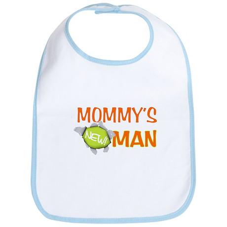 Mommy's New Man Bib