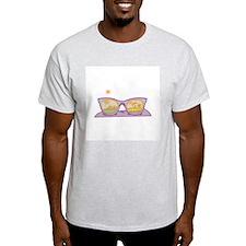 Scenic Sunglasses Ash Grey T-Shirt