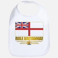 """""""Rule Britannia"""" Bib"""
