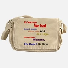 25 years Ago Messenger Bag