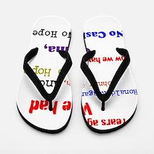 25 years Ago Flip Flops
