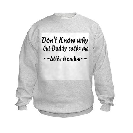 Houdini Kids Sweatshirt