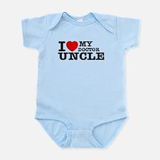 I love My Doctor Uncle Infant Bodysuit