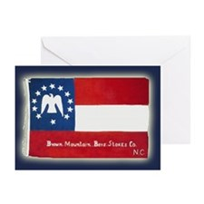 """Brown Mountain Boys"" Greeting Cards (Pk of 10"