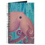 Octopus Art Journal