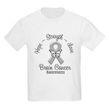 Strength Brain Cancer T-Shirt