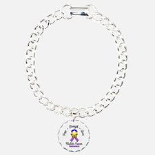 Strength Bladder Cancer Bracelet