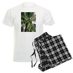 Tropical Coconut Palm Pajamas
