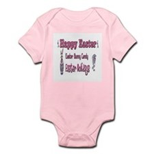 Happy Easter Holiday Infant Bodysuit