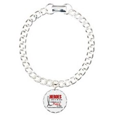 Heroes All Sizes Juv Diabetes Charm Bracelet, One