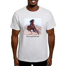 horse #thoughtleader - T-Shirt