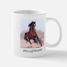 horse #thoughtleader Mug