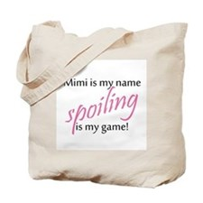 Cute Grandma mimi Tote Bag