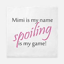 Cute Mimi Queen Duvet
