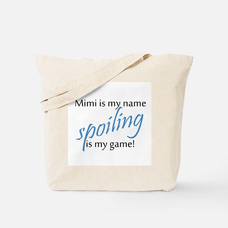 Cute My game Tote Bag