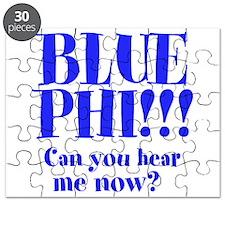 BLUE PHI Puzzle