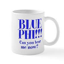 BLUE PHI Mug