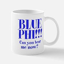 BLUE PHI Small Small Mug