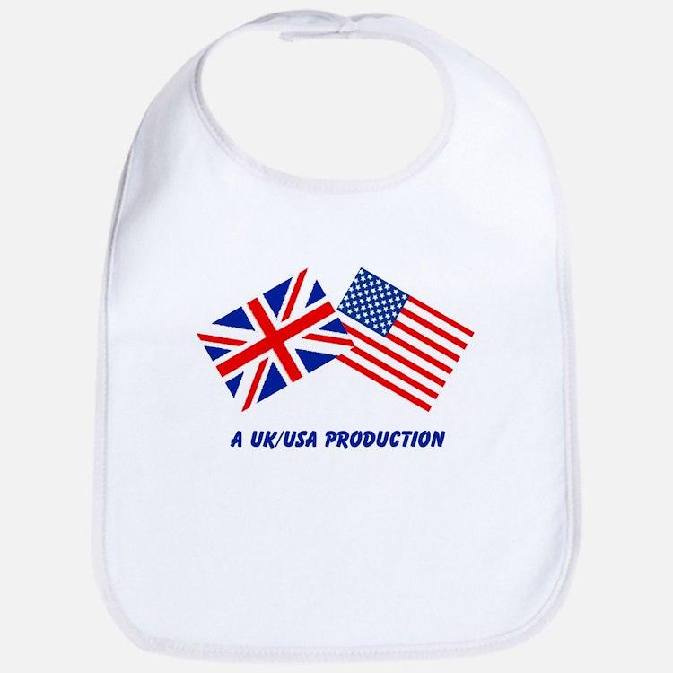 A UK/USA Production Bib
