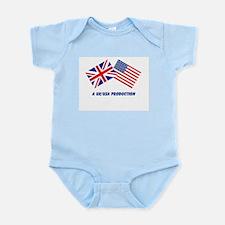 A UK/USA Production Infant Creeper