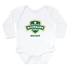 Riverbank Hockey Long Sleeve Infant Bodysuit