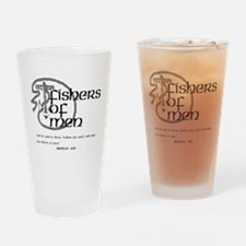 Fishers of Men Drinking Glass